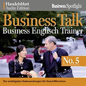 Business Talk English Vol. 5 Hörbuch