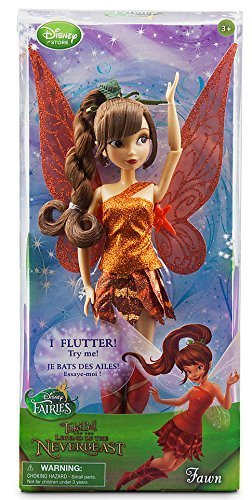 Disney Fairies Legend of the Neverbeast Fawn 10