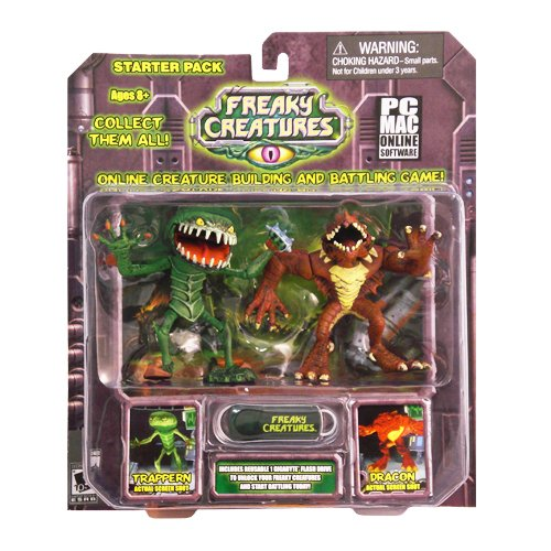 freaky-creatures-trappern-dracon-starter-pack