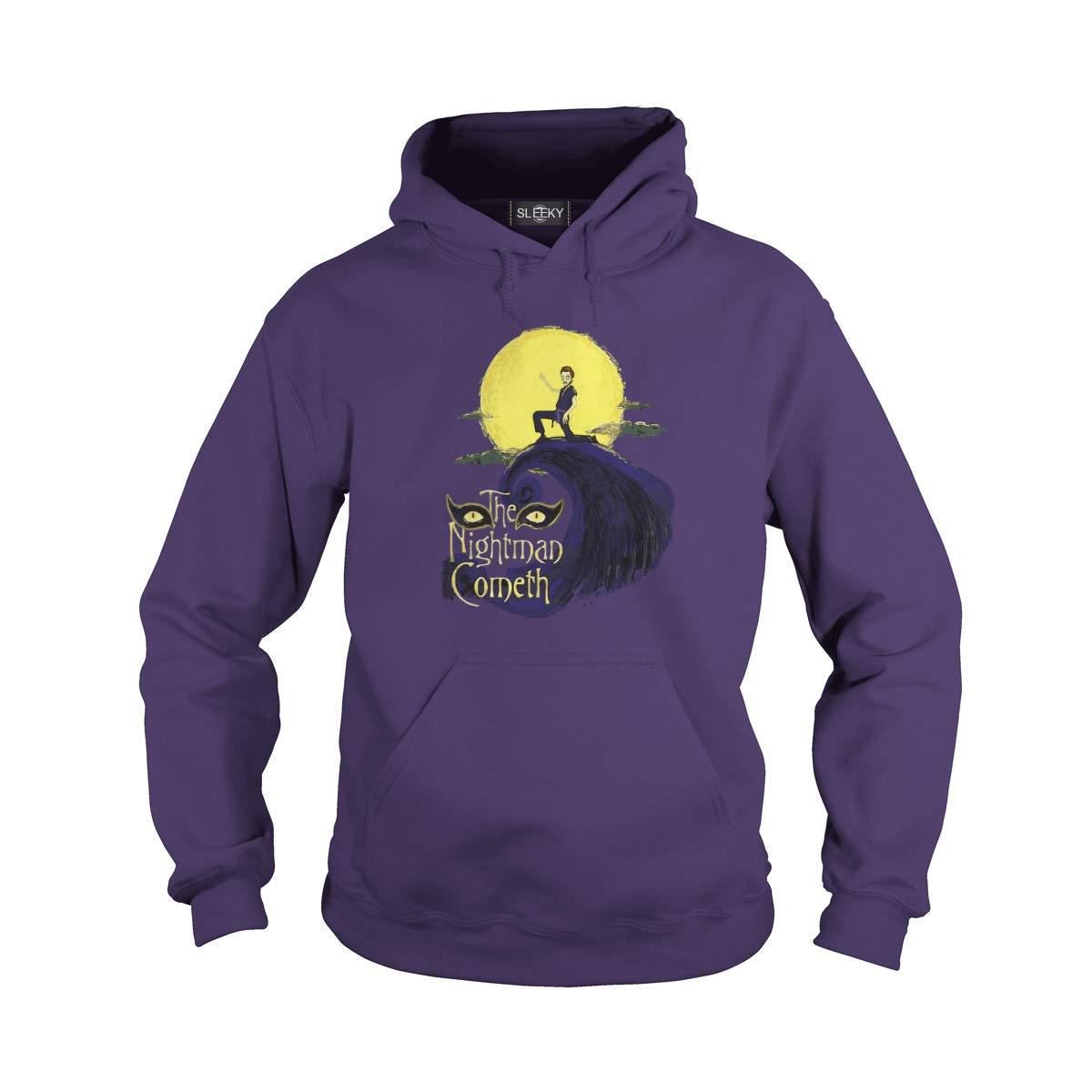 Sleeky The Nightman Cometh Its Always Sunny T-Shirt
