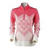 Obermeyer Cate 1/4 Zip Sweater Women's- Island Sunset SMALL