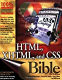 HTML, XHTML, and CSS Bible, Bryan Pfaffenberger and Bill Karow, 0764557394