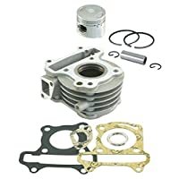 RMS Kit Cilindro Kymco 4T 80cc 47mm Cylinder Kit Kymco 4 Strokes 47mm 80cc