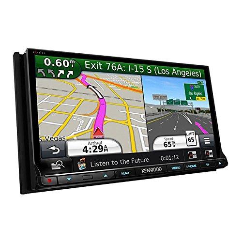 Kenwood eXcelon DNN992 6.95 Inch Touchscreen Navigation Receiver