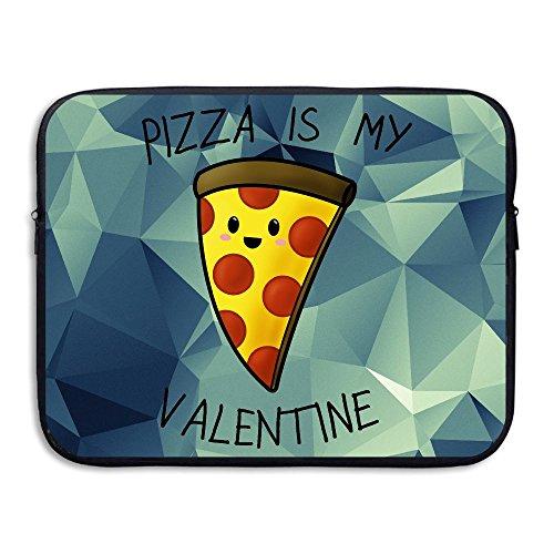Joe Dirt Costume Amazon (BANA Custom Pizza Is My Valentine Water-resistant Laptop Protector Case Bag 15 Inch)