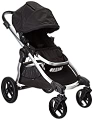 Our most versatile yet, the City Select stroller grows with your family and could be the only stroller you'll ever need. This designer stroller boasts 16+ available configurations to fit your family's needs. It easily becomes a luxury baby st...