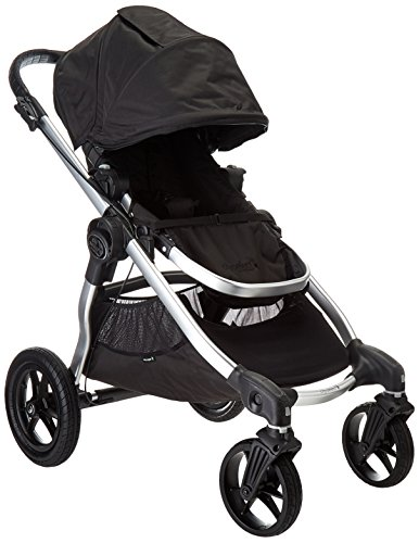 baby jogger 2016 city select single stroller onyx import it all. Black Bedroom Furniture Sets. Home Design Ideas