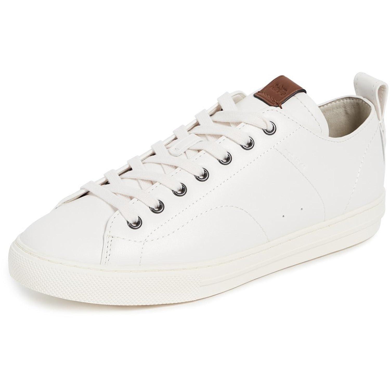 (コーチ) Coach New York メンズ シューズ靴 スニーカー C121 Low Top Sneakers [並行輸入品] B07CGP4SF1
