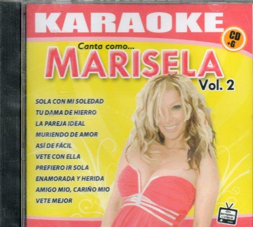 Marisela 2 (Spanish Edition) (Edition Karaoke)