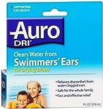 Auro-Dri Ear Water-Drying Aid 1 oz (Pack of 9)