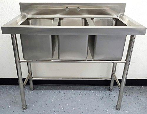 Compartment Underbar Sink - 1