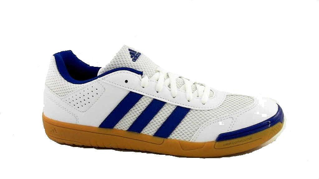 adidas kanbaki, B25651, Herrren Hallensportschuhe, weiß blau
