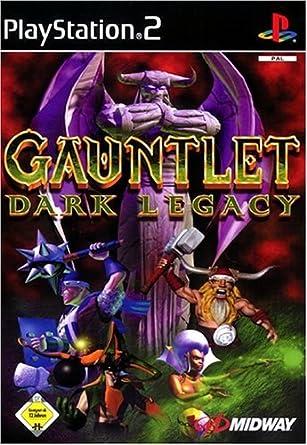Midway Gauntlet Dark Legacy, PS2 - Juego (PS2, PlayStation 2): Amazon.es: Videojuegos