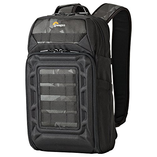 Lowepro DroneGuard BP 200 - A lightweight drone backpack for DJI Mavic Pro/Mavic Pro Platinum with space for 2L hydration reservoir by Lowepro