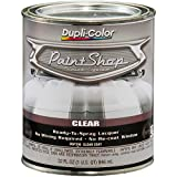 Dupli-Color (BSP300-2 PK 'Paint Shop' Gloss Clear Finish System Top Coat - 1 Quart, (Case of 2)