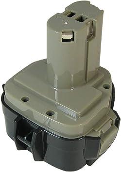 Batterie 12v 3300mah ni-mh pour Makita 6314 DWBE 6314 DWDE 6914 DWDE 6916d 6916dwd