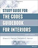 Study Guide for The Codes Guidebook for Interiors 6th Edition