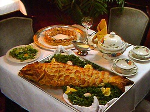 Garlic Soup Recipe - Chef: Daniel Bonnot - Restaurant: Louis XVI