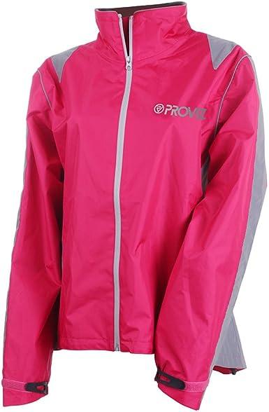 Proviz Womens Nightrider Waterproof Cycling Jacket