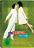 I'm a Cyborg, But That's OK. Limited Collector's Edition im Mediabook (Blu-ray + DVD)