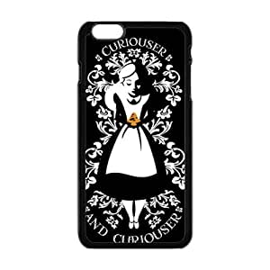 alice in wonderland curiouser and curiouser Phone Case for iphone 5c