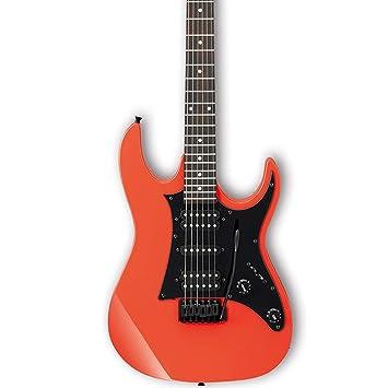 Miiliedy GFEU2U Conjunto de guitarra eléctrica Práctica para principiantes, grado profesional, tocar guitarra eléctrica Adecuado para Rock Roll Blues Heavy ...