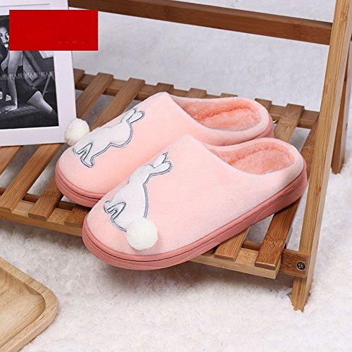 Baumwolle Drag Hause Baumwolle Drag Anti-Rutsch-Warm Baumwolle Drag,EIN,40-41