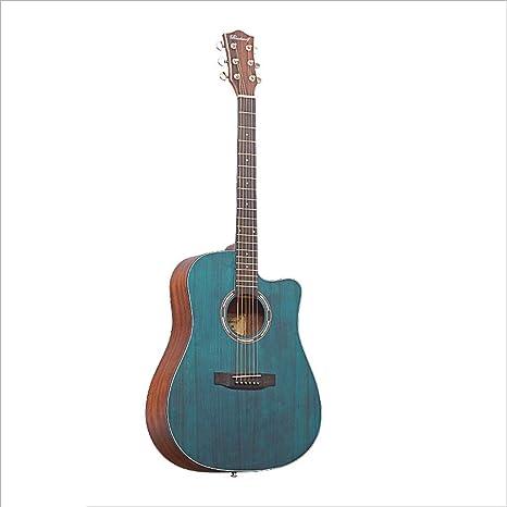 Aigliady Guitarra principiante para estudiantes 41 pulgadas Senior ...