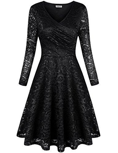 Girls Long Sleeved Dress - 6