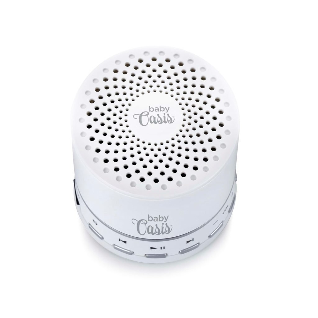 Baby Oasis Bluetooth Bst 100b Doctor Approved White Noise