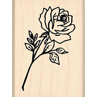 Stamps by Impression Rose Rubber Stamp: Arts, Crafts & Sewing