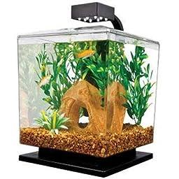 Tetra 29137 Water Wonder Aquarium Kit, Black, 1.5 Gallons