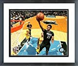 Andrew Wiggins Minnesota Timberwolves NBA Action Photo (Sized: 12.5 ''x 15.5'') Framed