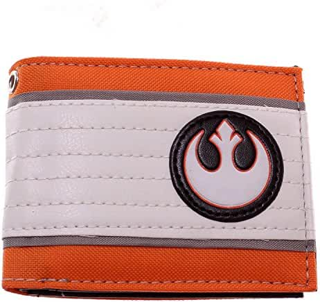 Star Wars Rebel Alliance Logo Bifold Wallet