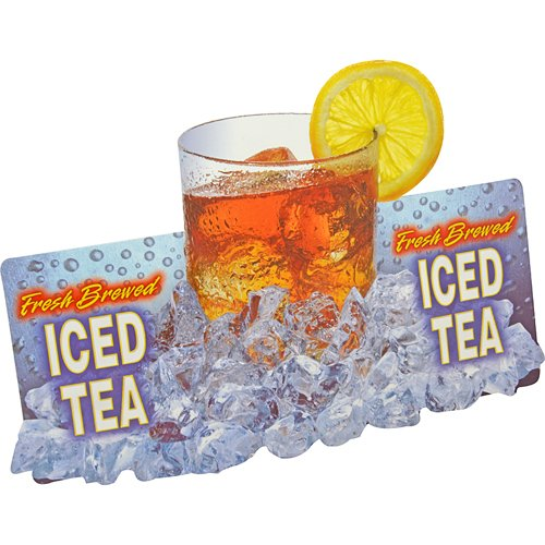 4 Tdo Dispenser Iced Tea (BUNN-O-MATIC Iced Tea Decal 3043-0004)