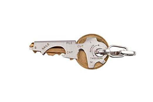 24 opinioni per True Utility- KeyTool- 8 in 1 mini multitool- TU247