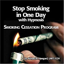 Stop Smoking in One-Day with Hypnosis: Smoking Cessation Program