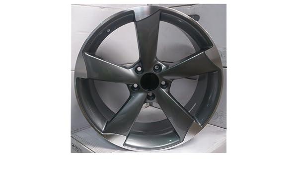 2 x Ruedas de aleación Audi TTRS estilo 18 x 8.0 Gris greggson (gg-59-cc): Amazon.es: Coche y moto