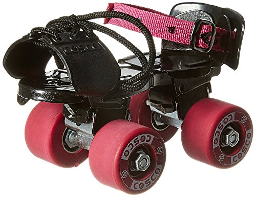 Best Quality Cosco Tencity Super Roller Skates with Adjustable Size Super Rubber Wheel by SK Sports