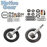 Motive Gear Performance Differential MGK-118 Motive Gear-Differential Complete Ring and Pinion Kit-Jeep YJ-Front and Rear Differential Ring and Pinon Front and Rear Complete Kit