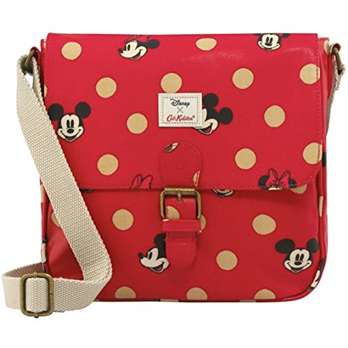 Satchel New With Bag And Cath Spot Mickey Tags Kidston Messenger Mouse Minnie x610RHqzw