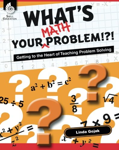 What's Your Math Problem!?! (Professional Resources)