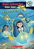 img - for Sink or Swim: Exploring Schools of Fish: A Branches Book (The Magic School Bus Rides Again) book / textbook / text book