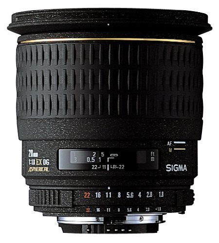 Sigma 28mm f/1.8 EX DG Aspherical Macro Large Aperture Wi...