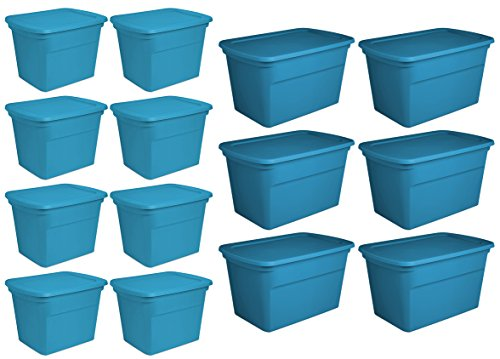 - 30 Gallon Tote Box - 7
