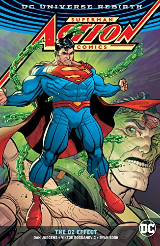 (Superman - Action Comics: The Oz Effect)