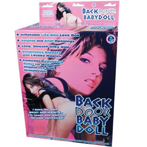 Backdoor Baby Doll by kwanjai shop
