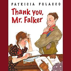 Thank You, Mr. Falker Audiobook