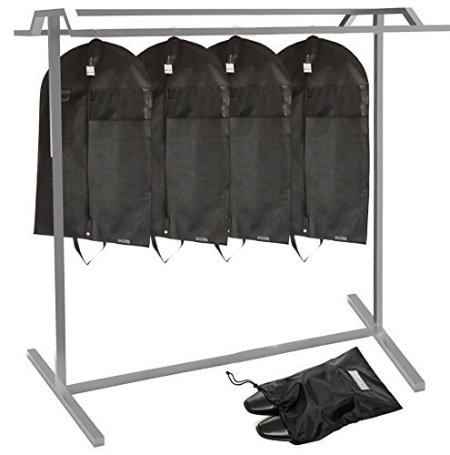 Compact Travel Garment Bag - 7