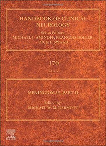 Meningiomas, Part II: (Handbook of Clinical Neurology, Volume 170) - Original PDF